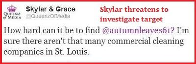 Blog queenz KJo Tweet 10 on Autumn